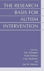 The Research Basis for Autism Intervention