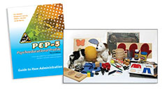 Psychoeducational Profile Third Edition PEP-3 Kit