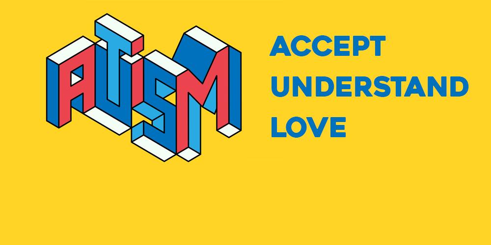 autism awareness month web banner