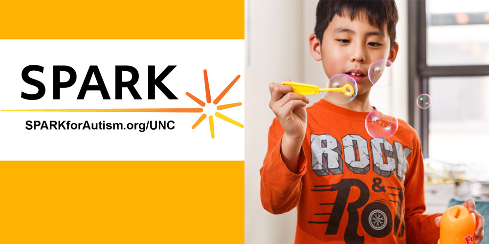 The University of North Carolina joins SPARK