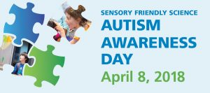Sensory Friendly Science: Autism Awareness Day 2018 image