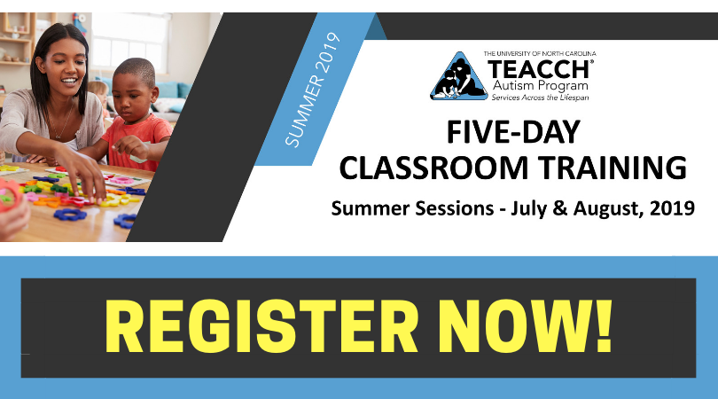 five day training 2019 register now