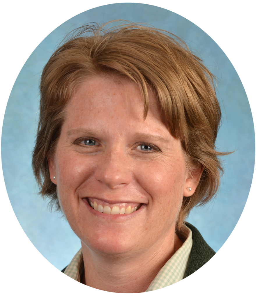 Jenny Eigenrauch, Assistant Director of Training