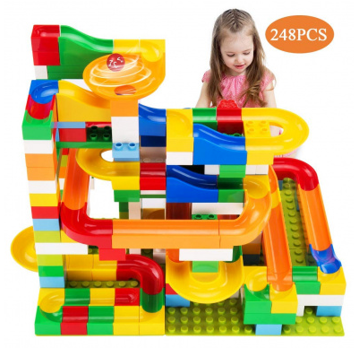 marble run for young kids