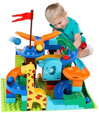 marble run for younger kids